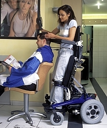 invacare power chair wheelchair exercises lsc bipedestacion lifestand - ortopedia ortojosbel
