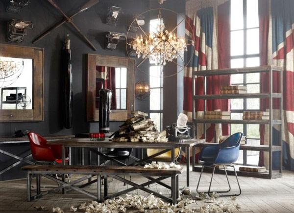 8 habitaciones vintage  El blog de SillasMuebles El blog
