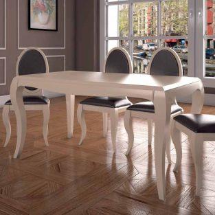 Mesa Comedor Extensible Versalles