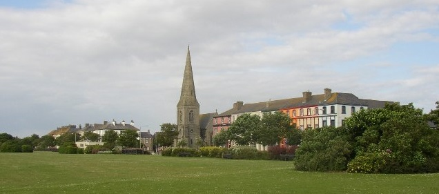silloth green