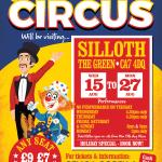 james richards circus poster