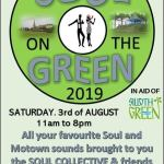 soul on the green poster