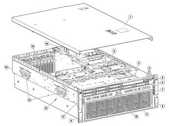 HP Proliant DL580 G7 Quickspecs