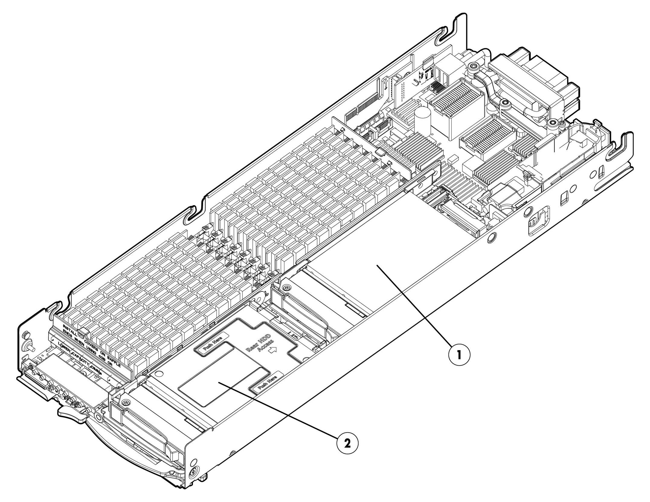 Hp Proliant Bl465c G7 Quickspecs