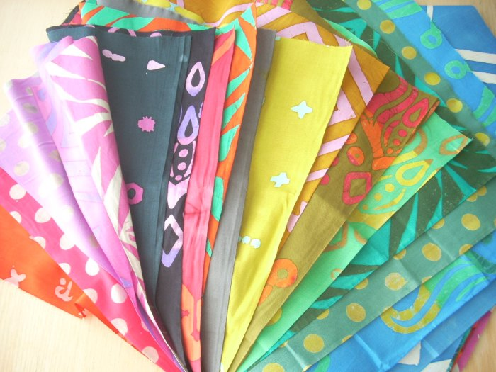 handcrafted patchwork