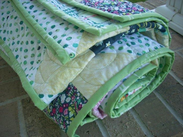 lavish quilt
