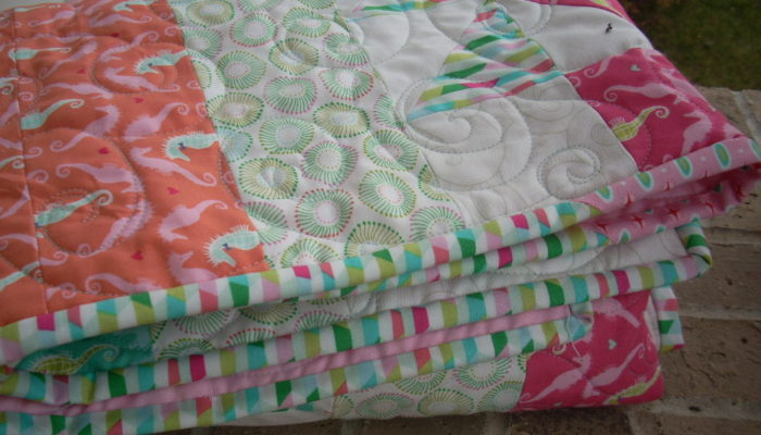 fly by quilt