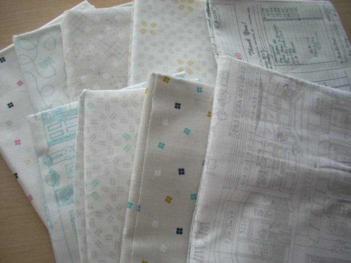 main street fabric