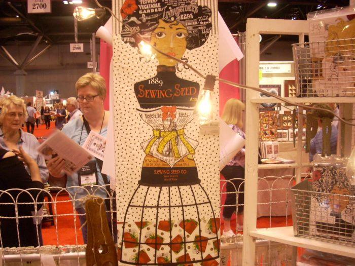 spring quilt market
