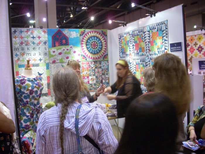 more quilt market tour
