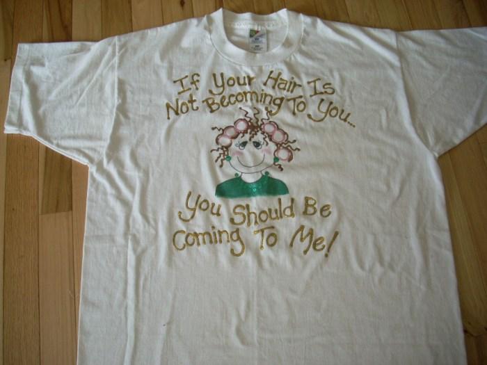 t-shirt into pillow