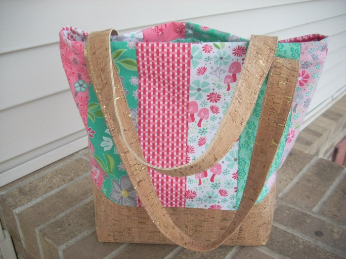 flora and fawn bag