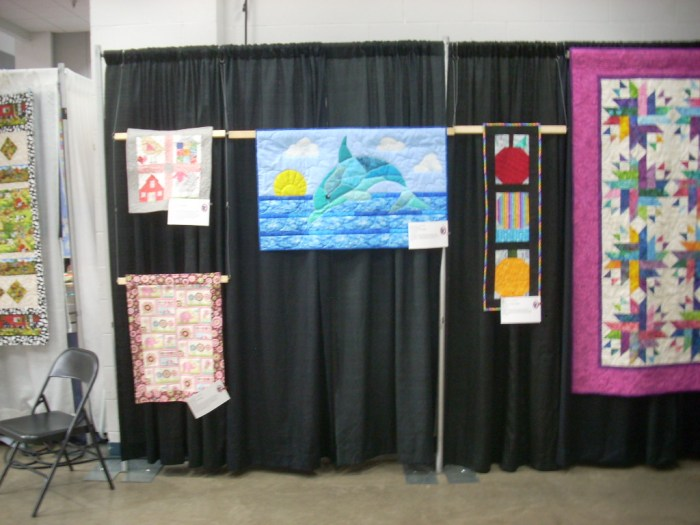Minnesota state quilt show