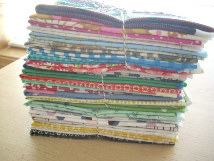 scrap fabric bundles