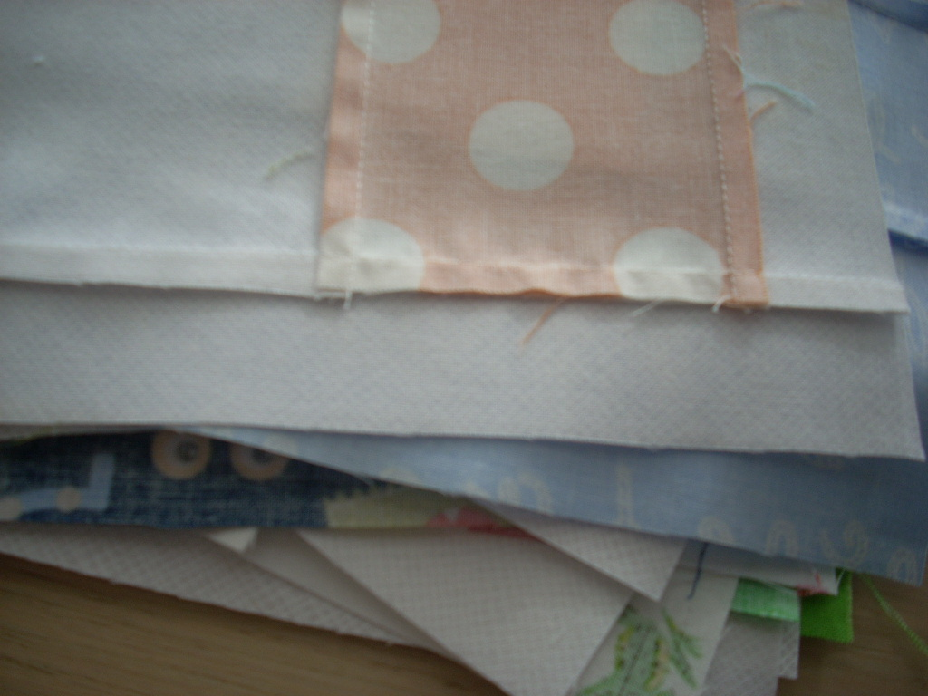 let's make a baby quilt