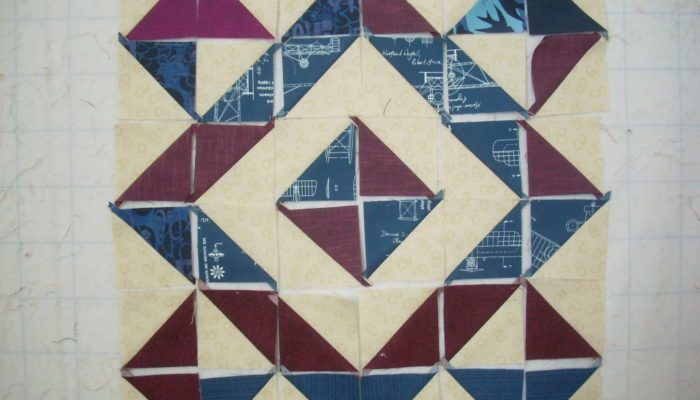 half square project