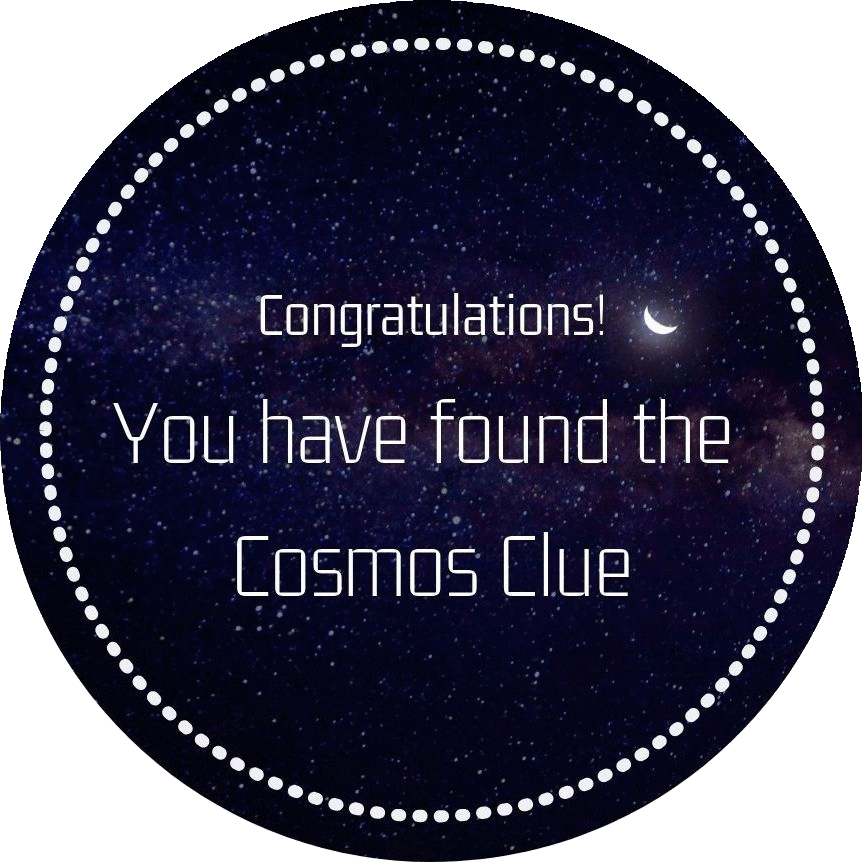 cosmos clue