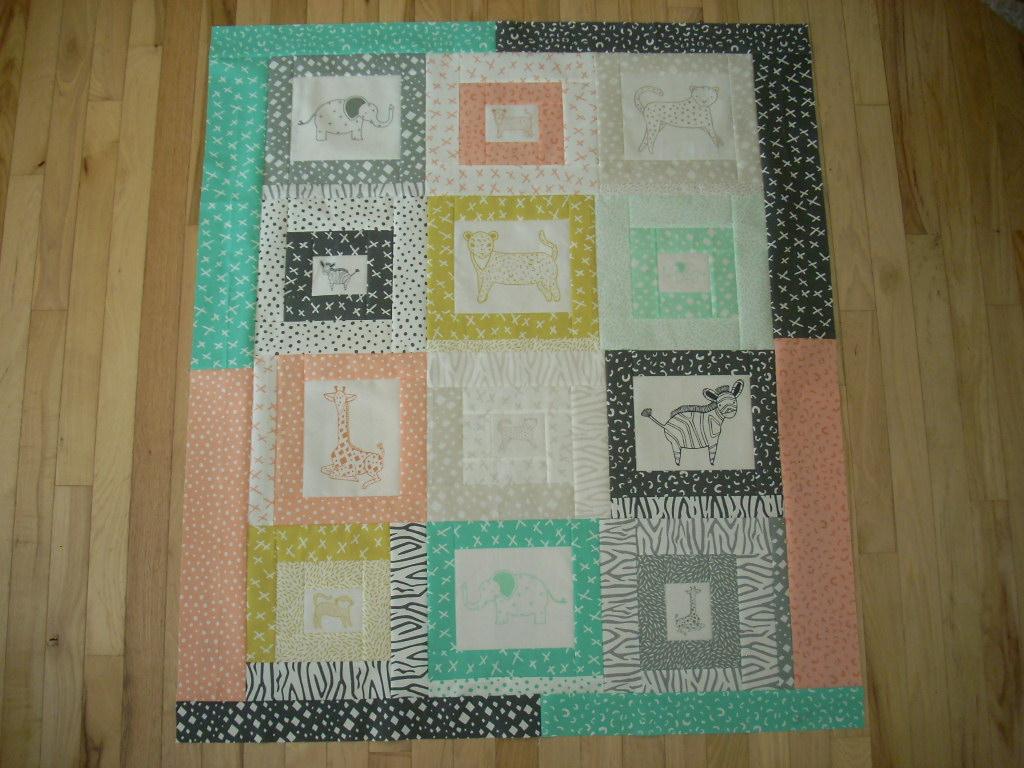 savannah quilt project