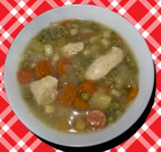 Vegetable Stew and Soup