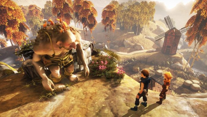 Brothers: A Tale of Two Sons 3