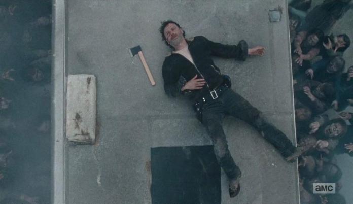 The Walking Dead 7 6
