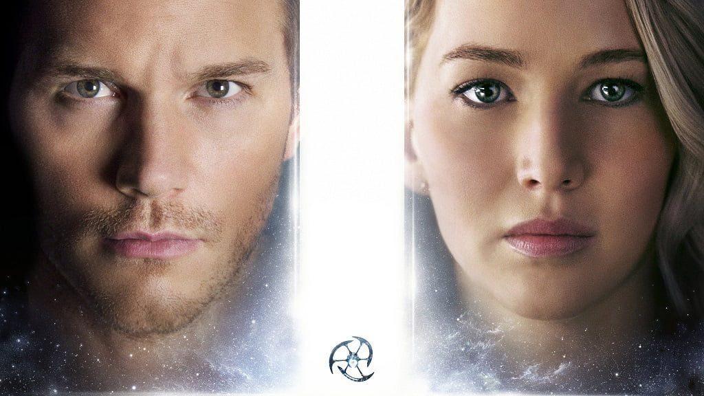 Passengers film Jennifer Lawrence