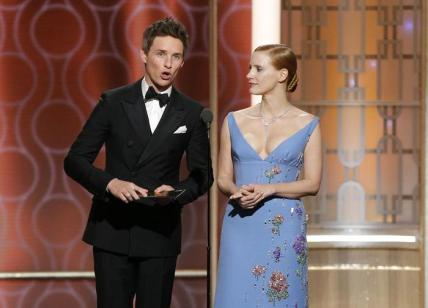 The 74th Annual Golden Globe Awards - Show