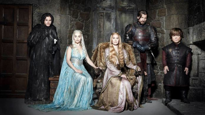 il trono di spade game of thrones serie tv in