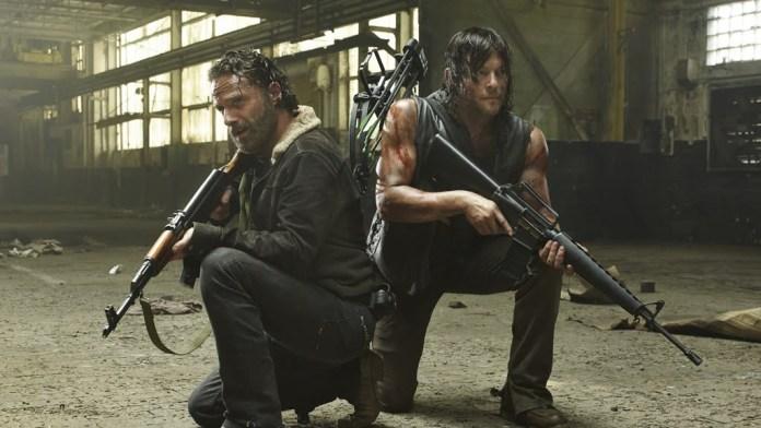 The Walking Dead trama