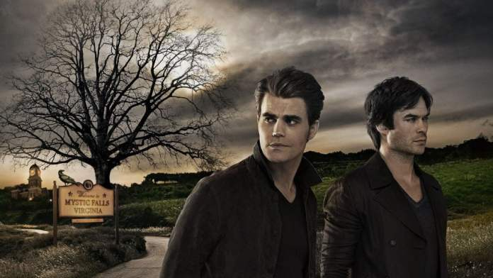 The Vampire Diaries trama