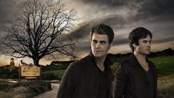 The Vampire Diaries streaming 1