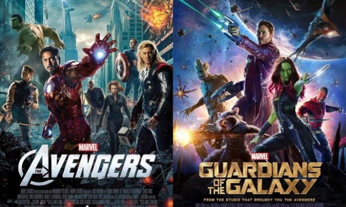 Guardiani della Galassia Vol.3 VS Avengers Infinity War