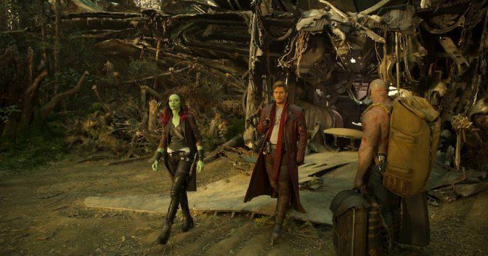 Guardiani della Galassia Vol 2 - Scene tagliate e scenedopo i titoli di coda