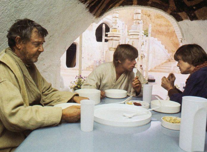 Star Wars Day latte blu