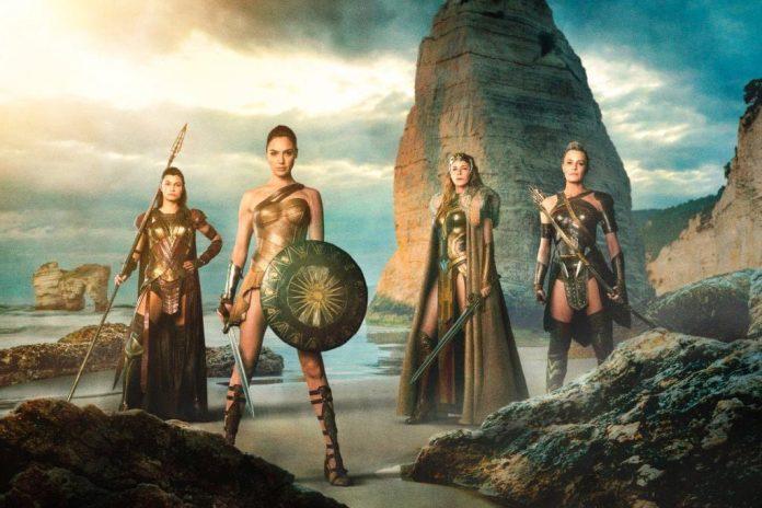 I costumi di Wonder Woman