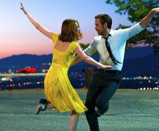 """Immagine dal film """"La La Land"""""""