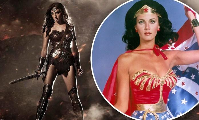 Wonder Woman da Lynda Carter a Gal Gadot