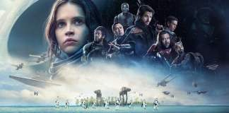 "Immagine dal film ""Rogue One: A Star Wars Story"""