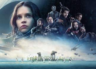 """Immagine dal film """"Rogue One: A Star Wars Story"""""""