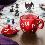 tazza nerd Dungeons and Dragons