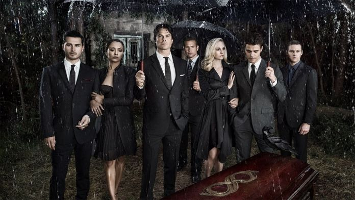 The vampire diaries episodi e stagioni