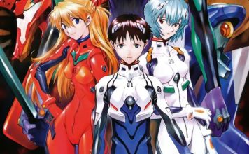 Neon Genesis Evangelion streaming