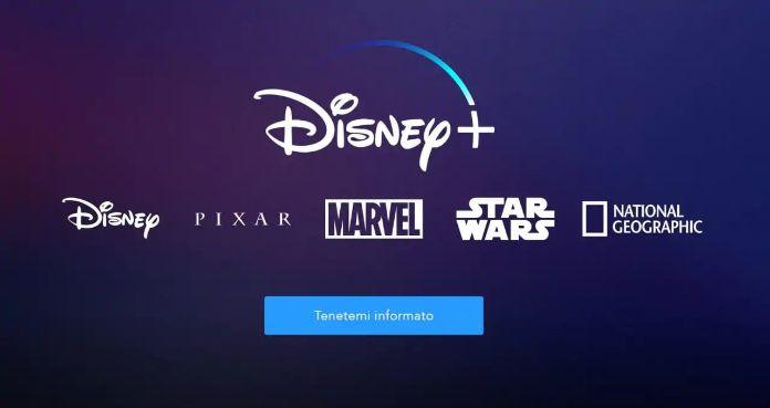 Disney+ uscita Italia