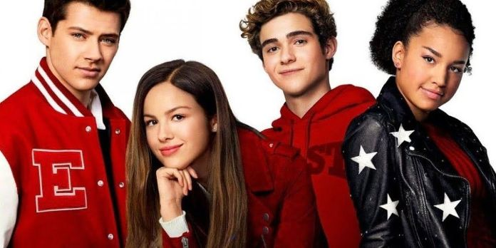 High school musical serie TV