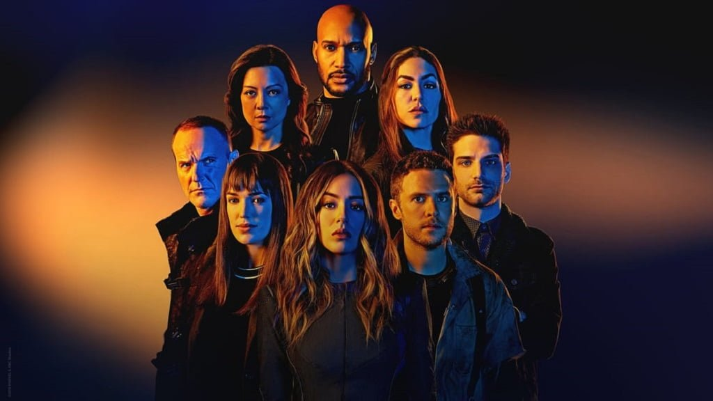 Agents of Shield serie tv