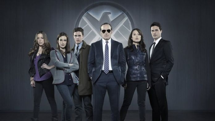Agents of shield streaming