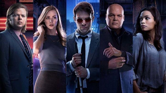 Daredevil cast