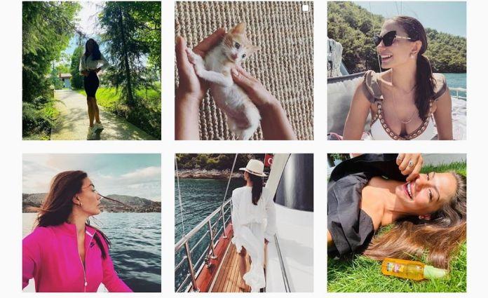 Demet Özdemir Instagram