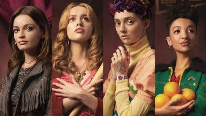 Sex education serie TV cast