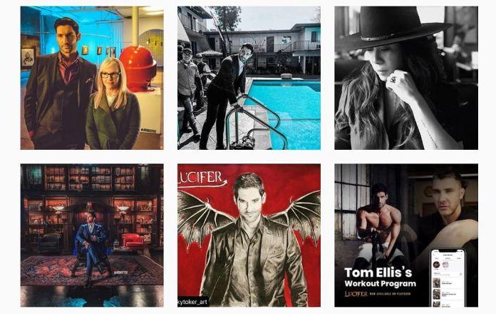 Tom Ellis Instagram